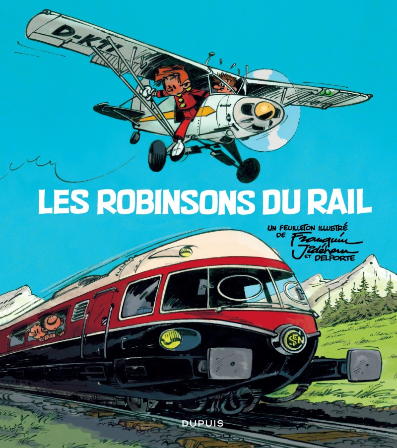 The Railway Robinsons - Les Robinsons du rail