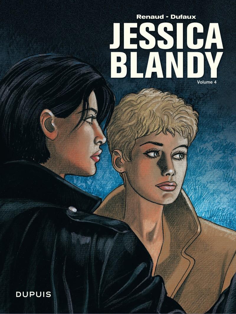 Jessica Blandy - L'intégrale - tome 4 - Jessica Blandy, l'intégrale - Volume 4