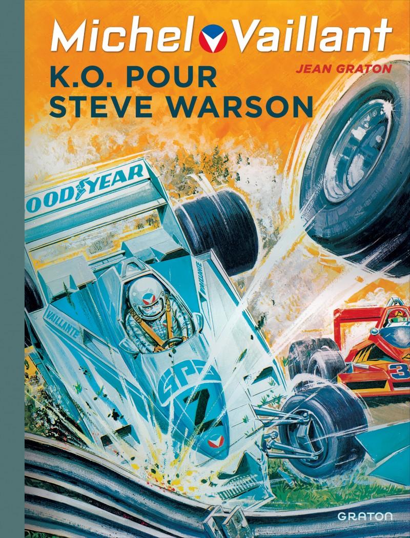 Michel Vaillant - tome 34 - K.O. pour Steve Warson