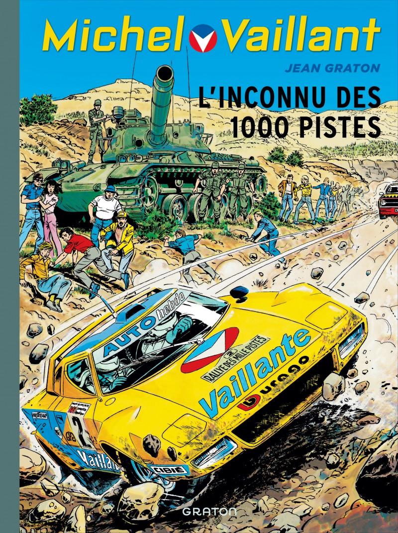 Michel Vaillant - tome 37 - L'inconnu des 1.000 pistes
