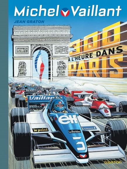 Michel Vaillant - 300 à l'heure dans Paris