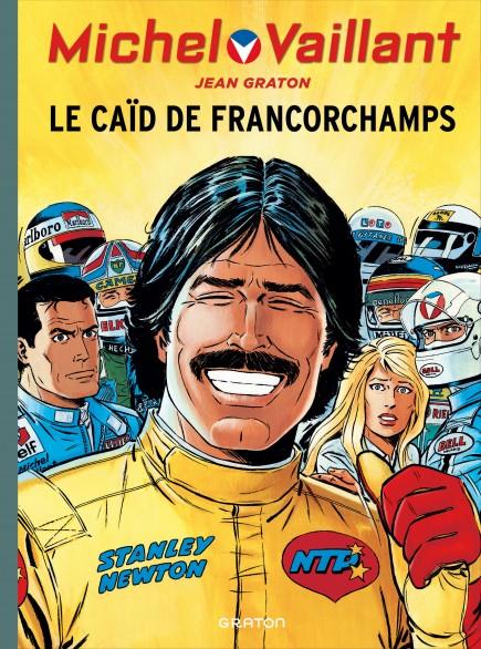 Michel Vaillant - Le caïd de Francorchamps