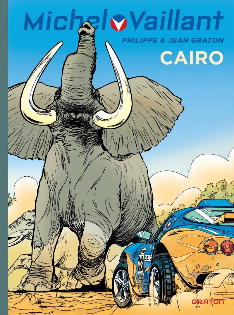 Michel Vaillant - tome 63 - Cairo !