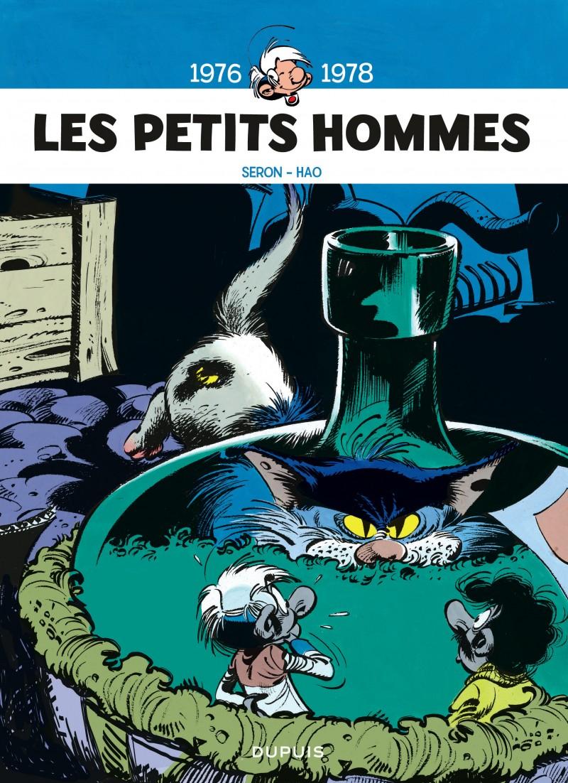 Les Petits Hommes - L'intégrale - tome 4 - 1976-1978