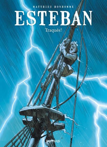 Esteban - Traqués