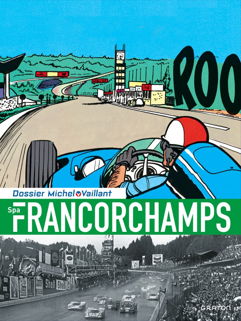 Michel Vaillant - Files - tome 14 - Spa - Francorchamps