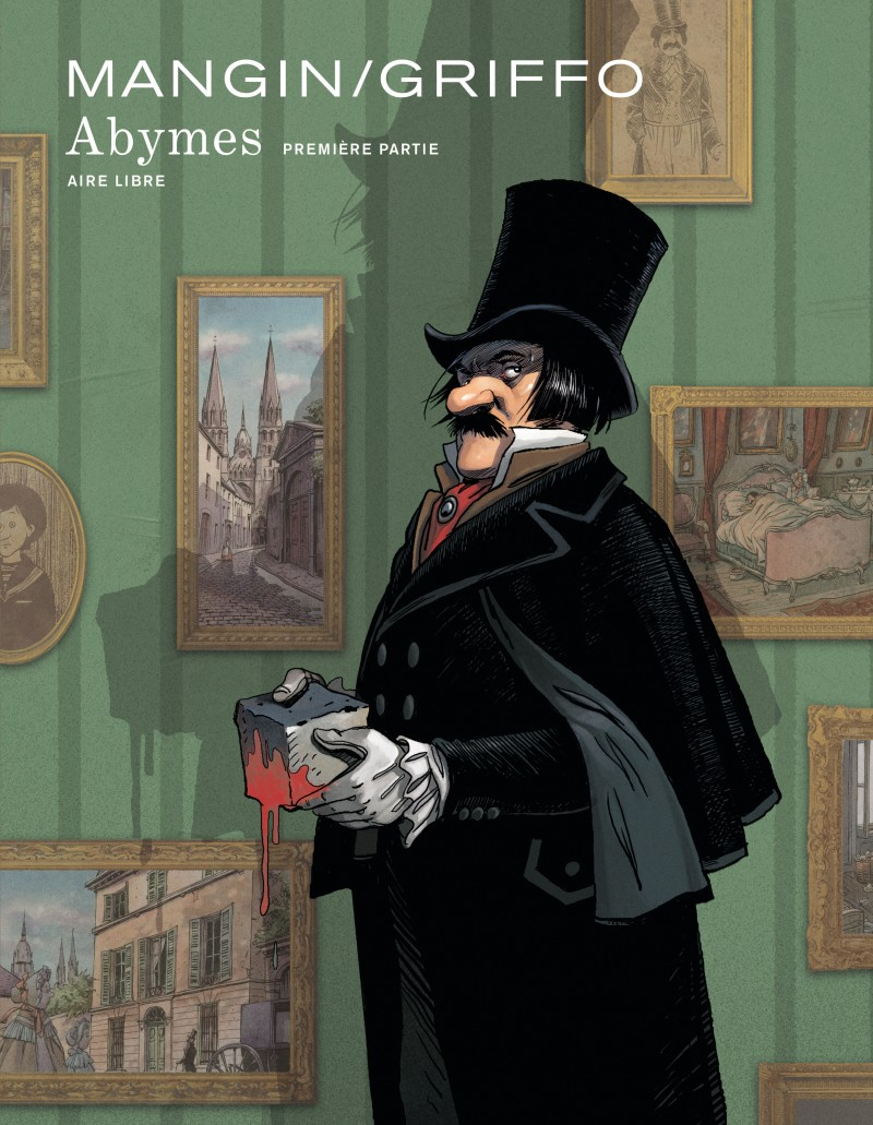 Abymes - tome 1 - Abymes - Tome 1