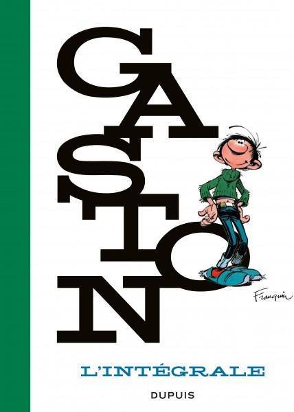 Gaston Intégrale - Gaston - L'intégrale