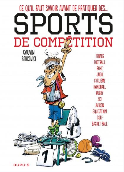 Les sports - Ce qu'il faut savoir avant de pratiquer des sports de compétition