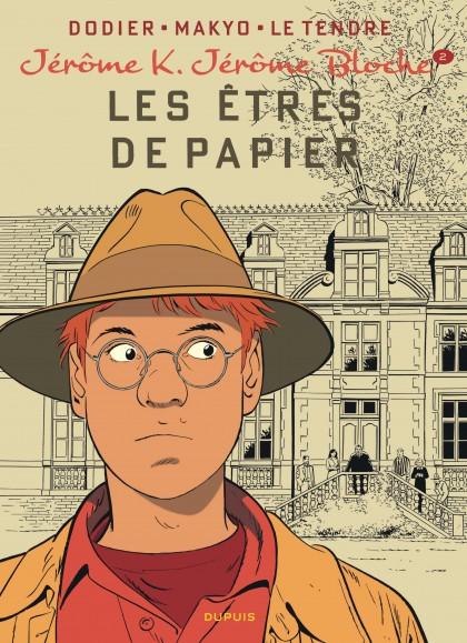 Jérôme K. Jérôme Bloche - Les Êtres de papier