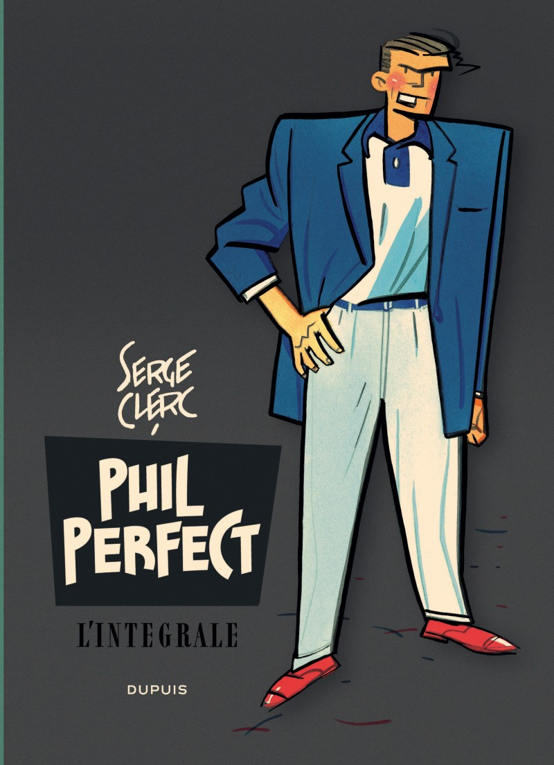 Phil Perfect - L'intégrale - Phil Perfect - L'intégrale
