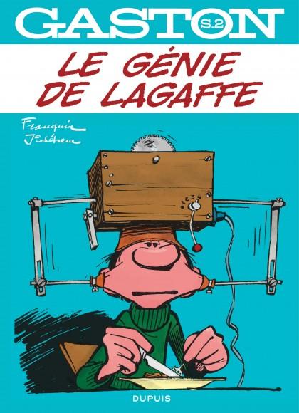 Gaston hors-série - Le génie de Lagaffe