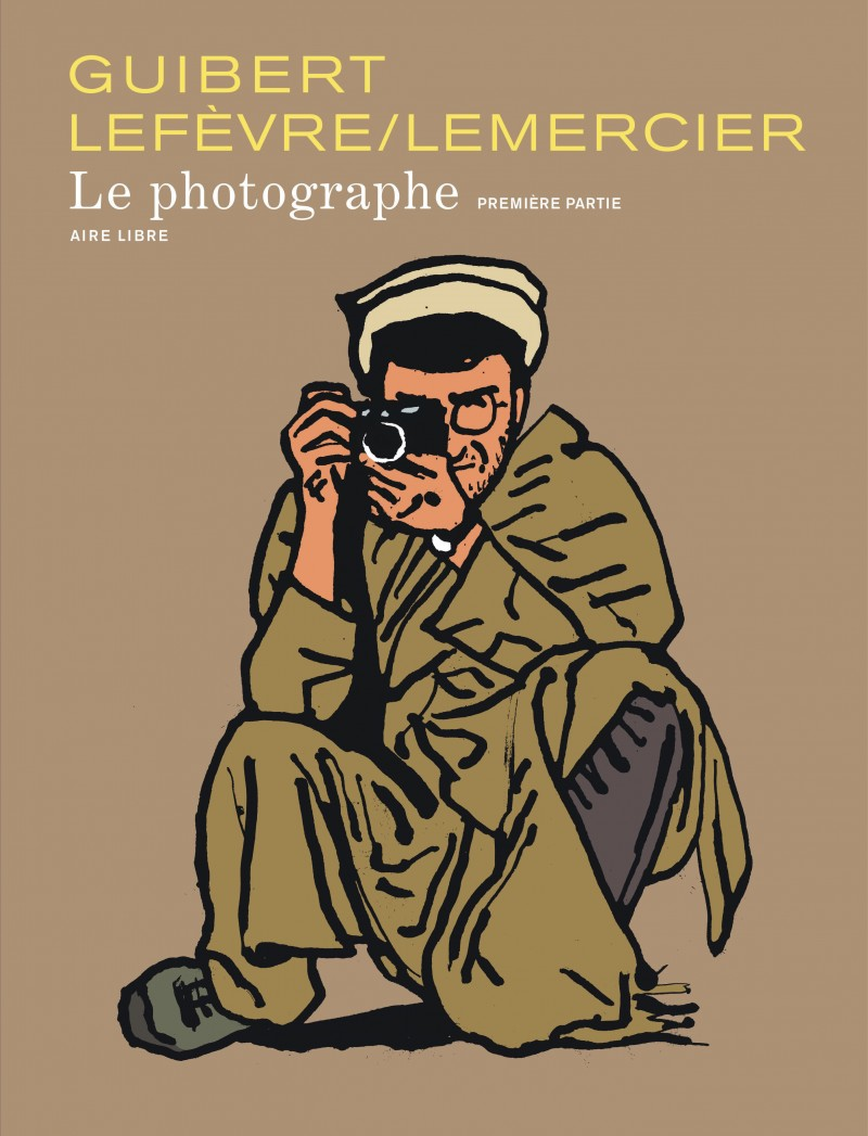 The Photographer - tome 1 - Le Photographe, tome 1