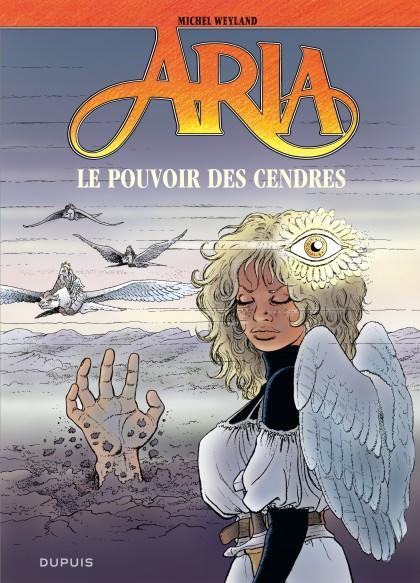 Aria - Le pouvoir des cendres