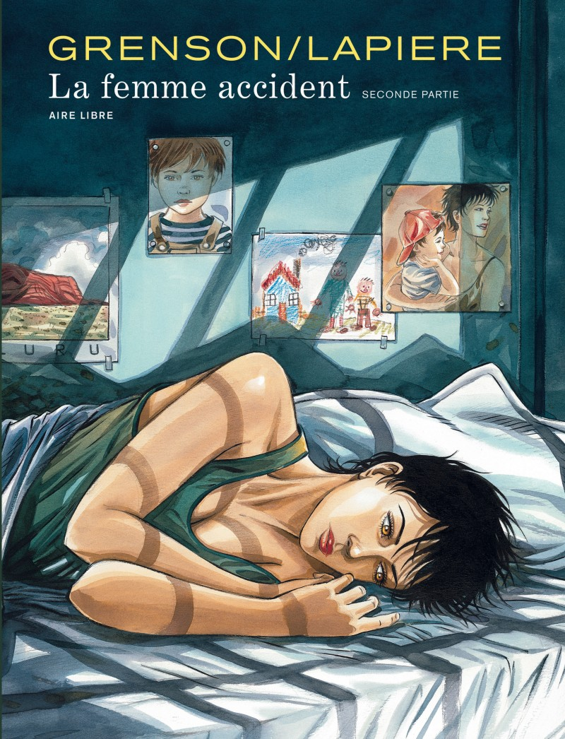 The Accidental Wife - tome 2 - La femme accident - seconde partie