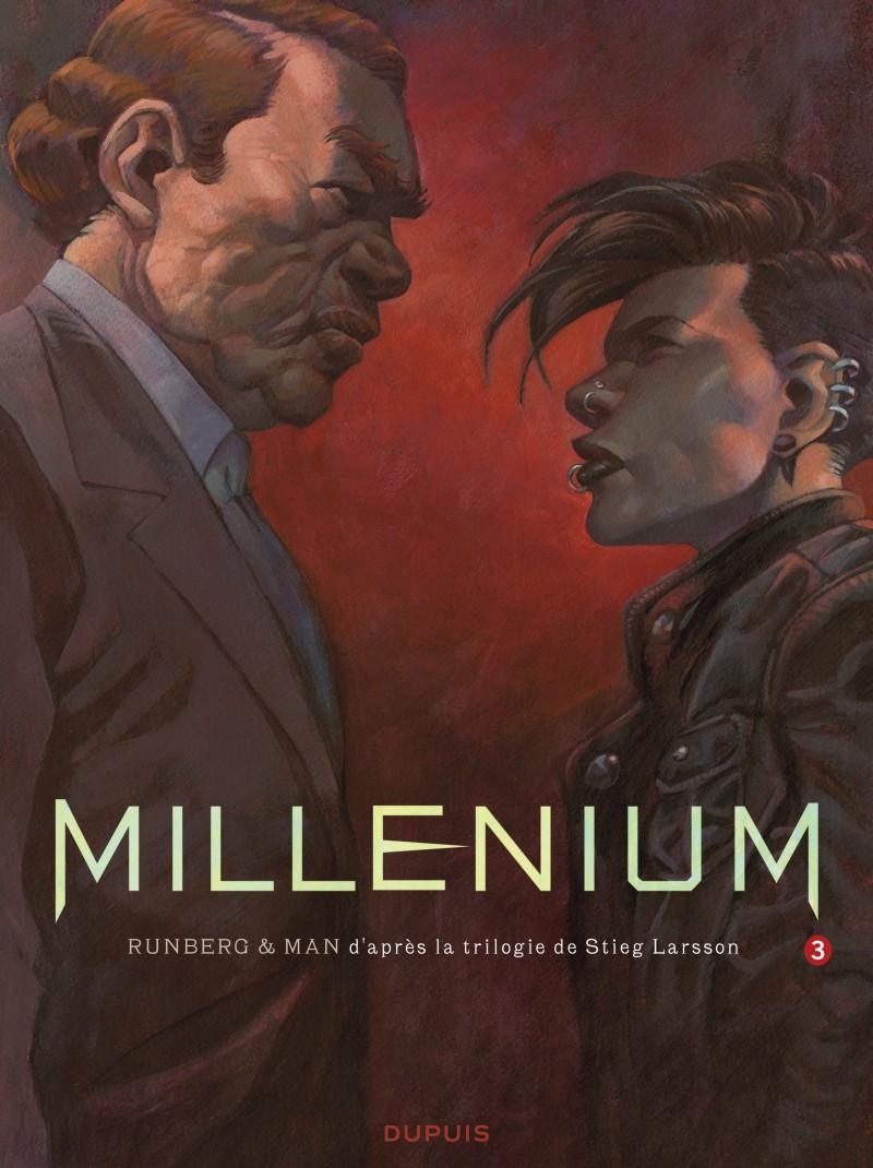 Millénium - tome 3 - Millénium 3