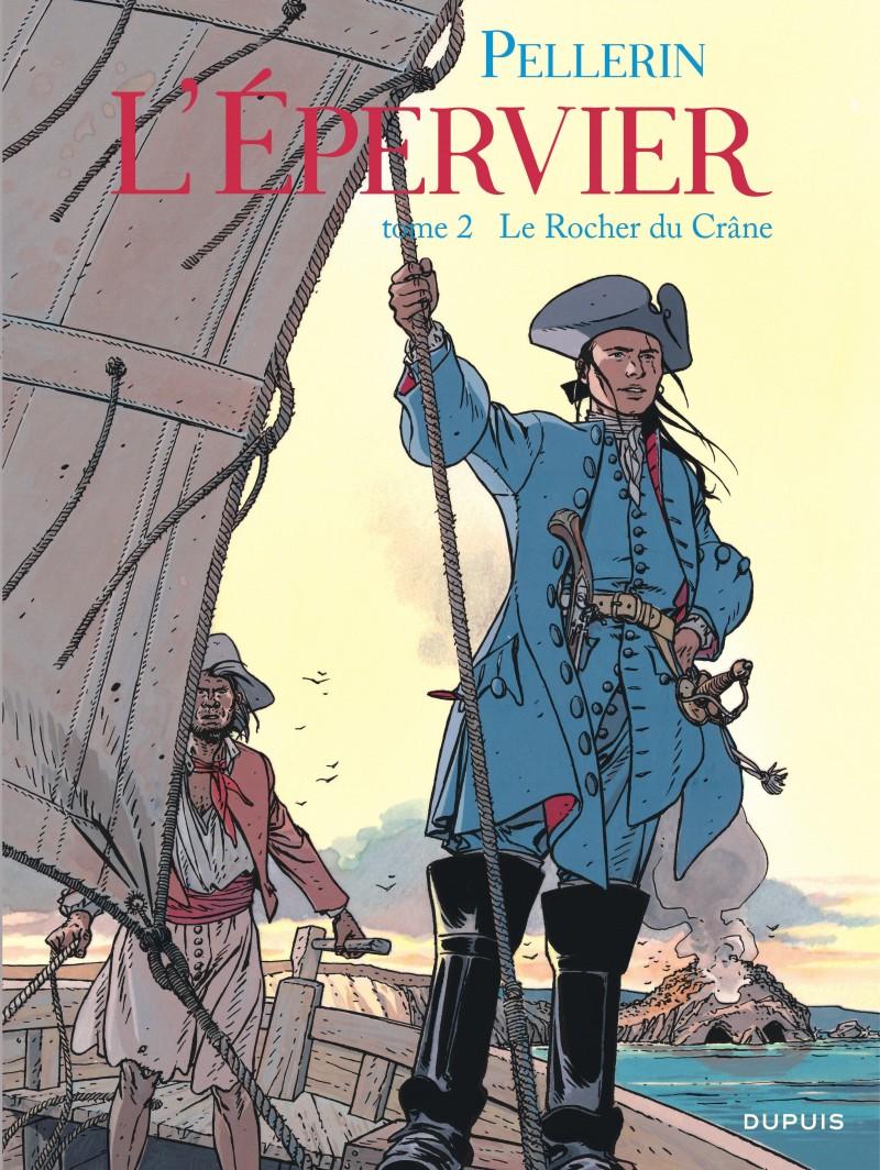 Epervier (L') - tome 2 - Le Rocher du crâne