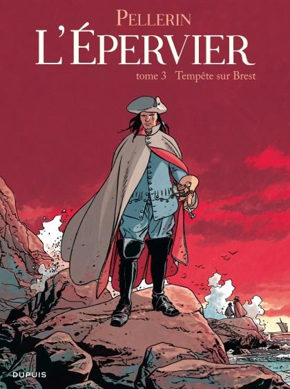 Epervier (L') - Tempête sur Brest