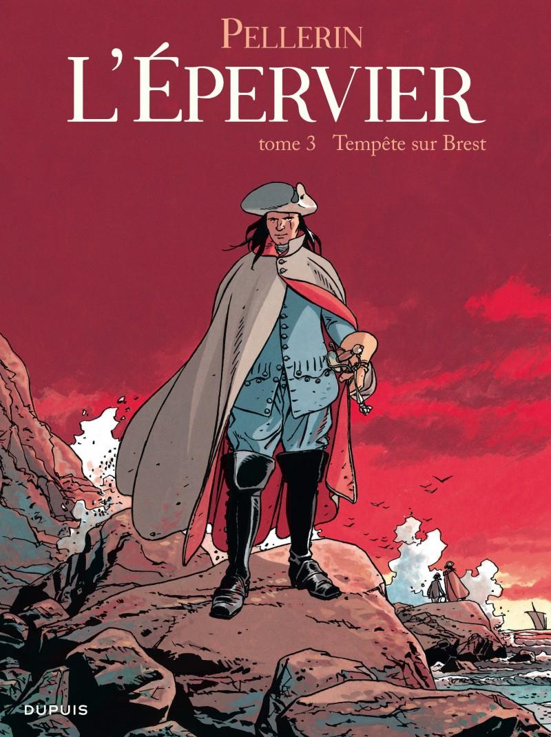 Epervier (L') - tome 3 - Tempête sur Brest