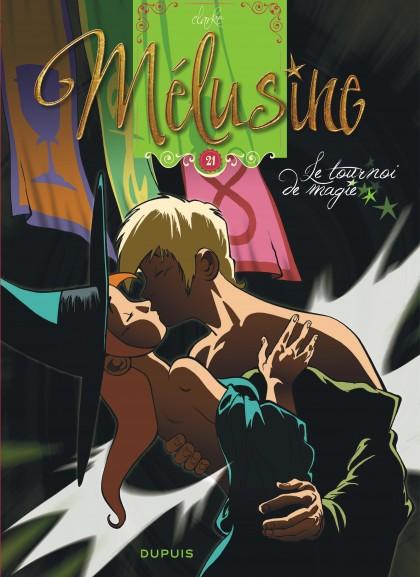 Mélusine - Le tournoi de magie
