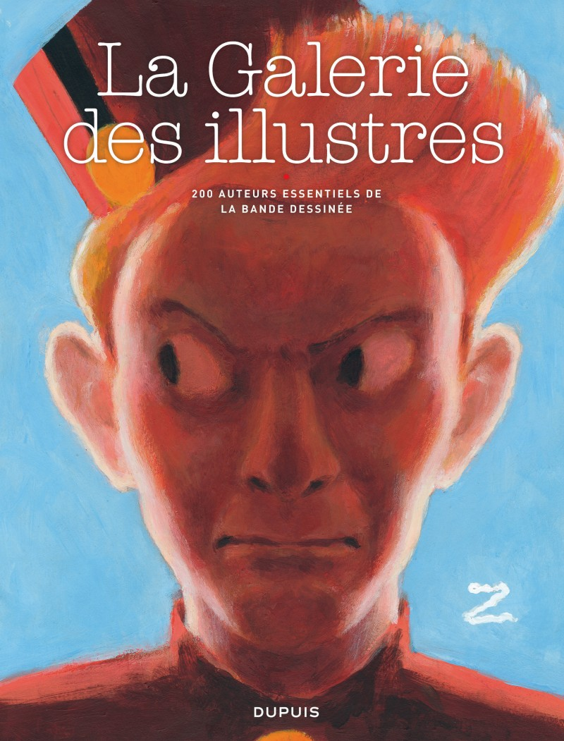 The Gallery of the Greats - tome 1 - La galerie des illustres