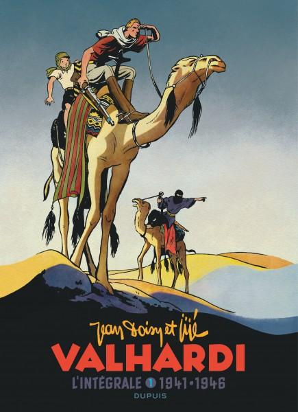 VALHARDI - Compilation - Valhardi, L'intégrale, tome 1 (1941-1946)