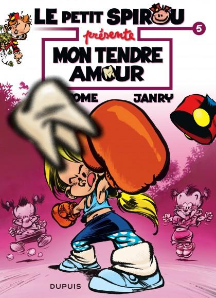 Le Petit Spirou présente... - Mon tendre amour