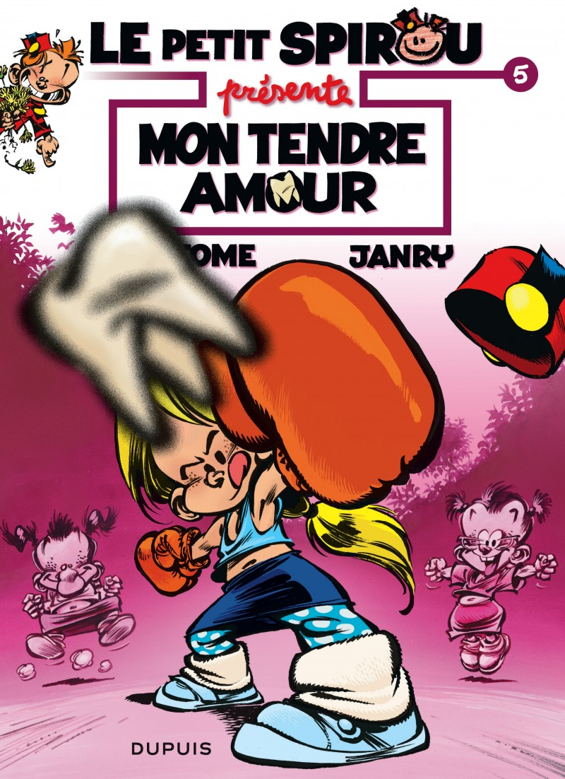 Little Spirou Presents... - tome 5 - Mon tendre amour