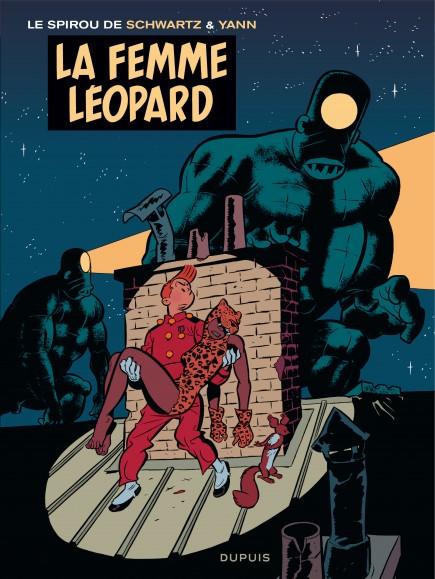Le Spirou de ... - La femme léopard
