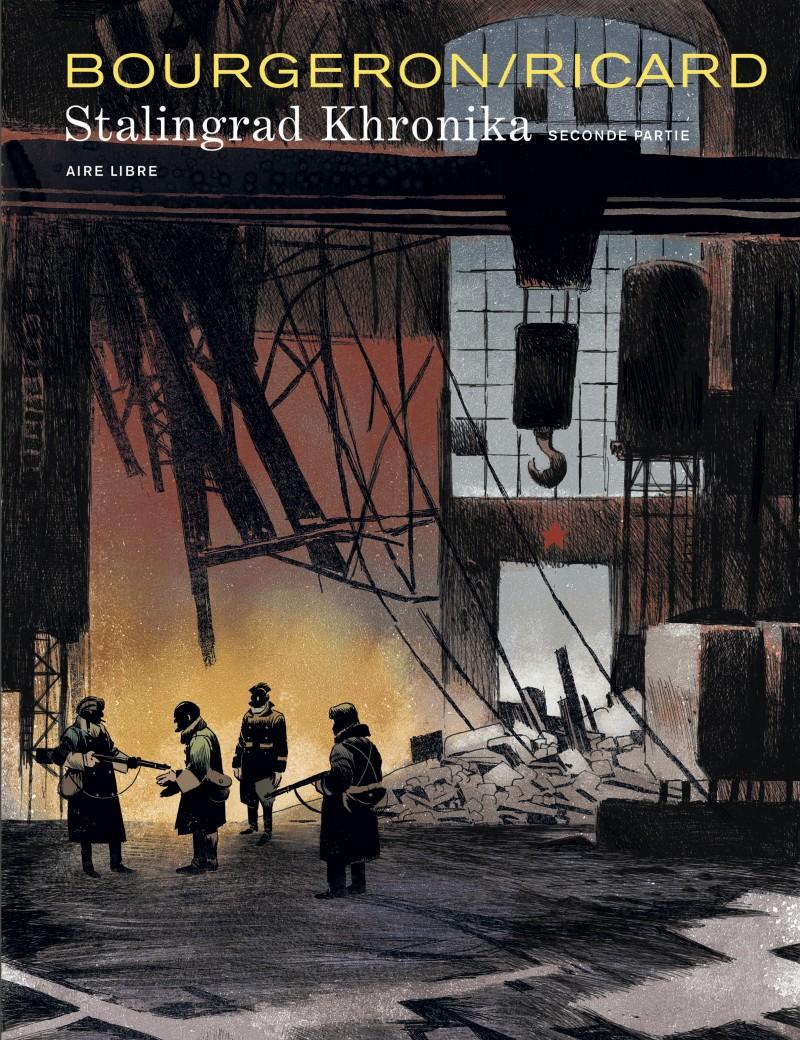 Stalingrad Kronika - tome 2 - Stalingrad Khronika seconde partie
