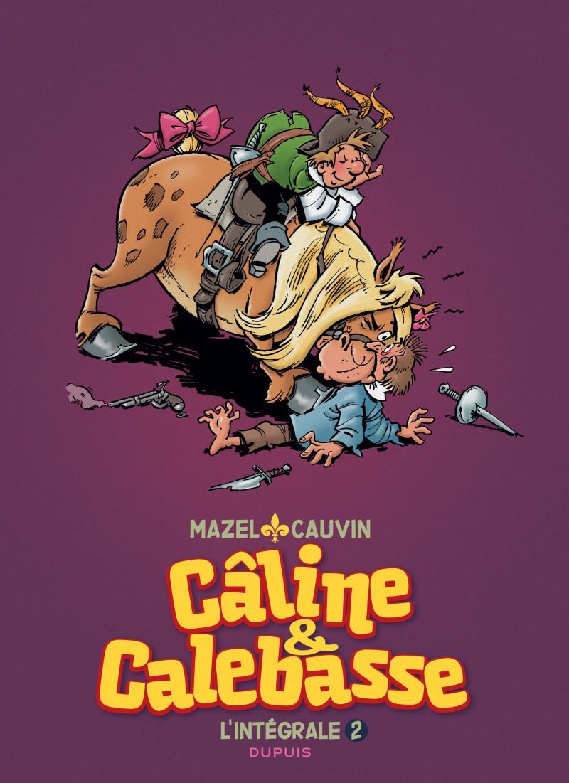 Câline et Calebasse - L'intégrale - tome 2 - 1974-1984