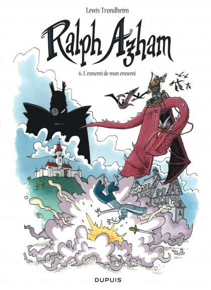 Ralph Azham - L'ennemi de mon ennemi