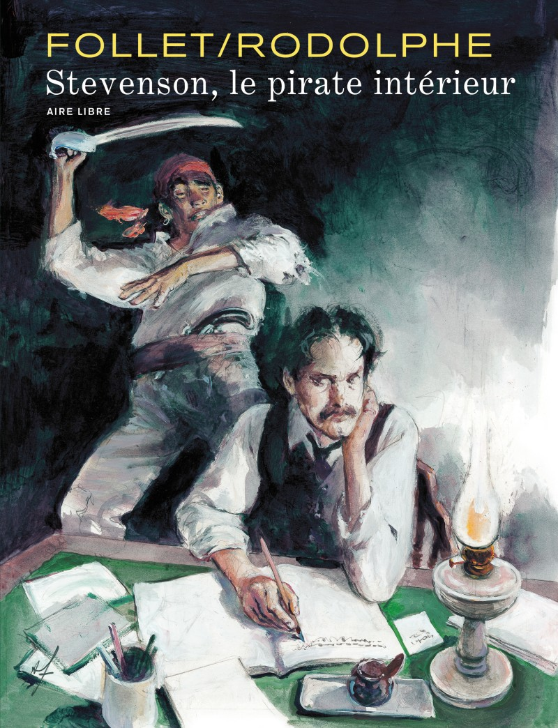Stevenson - Stevenson, le pirate intérieur