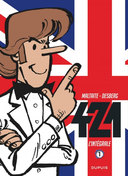 421 - Compilation - 421 - L'intégrale - tome 1
