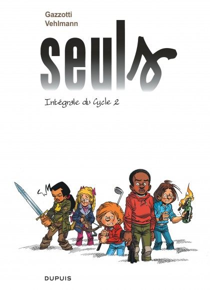 Seuls - L'intégrale - 2e cycle