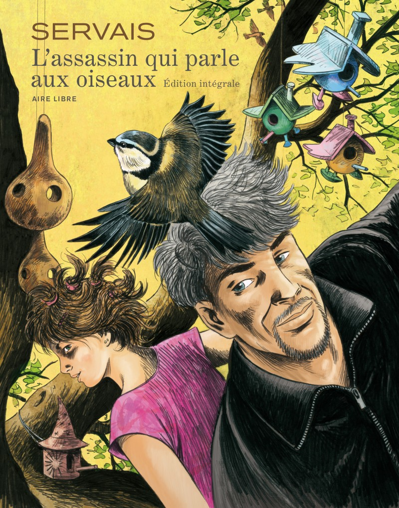 The Assassin Who Talks to Birds - L'assassin qui parle aux oiseaux - l'intégrale