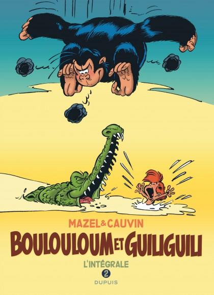 Boulouloum et Guiliguili, L'Intégrale - Boulouloum et Guiliguili, L'Intégrale (1982 - 2008)