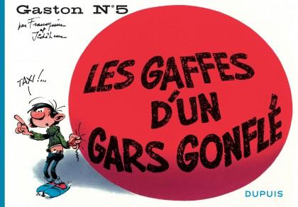 Gaston à l'italienne - Les gaffes d'un gars gonflé