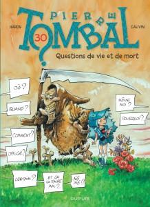 cover-comics-pierre-tombal-tome-30-questions-de-vie-et-de-mort