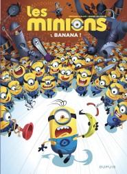 Les Minions tome 1