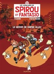 Spirou et Fantasio tome 54