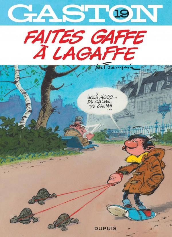 cover-comics-gaston-tome-19-faites-gaffe--lagaffe