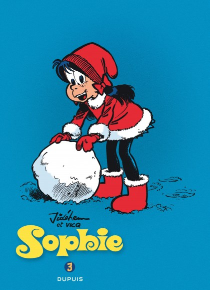 Sophie - l'intégrale - Sophie, L'Intégrale - tome 3