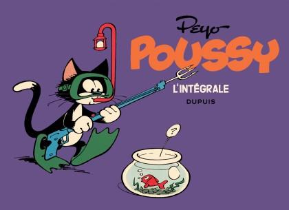 Poussy - L'intégrale - 1965-1977