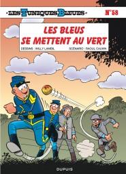 Les Tuniques Bleues tome 58