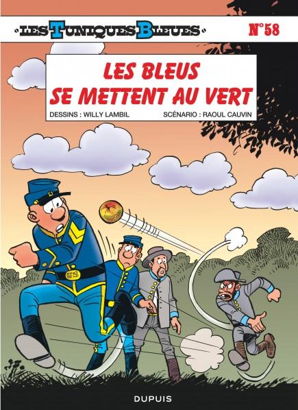 Les Tuniques Bleues - Les Bleus se mettent au vert
