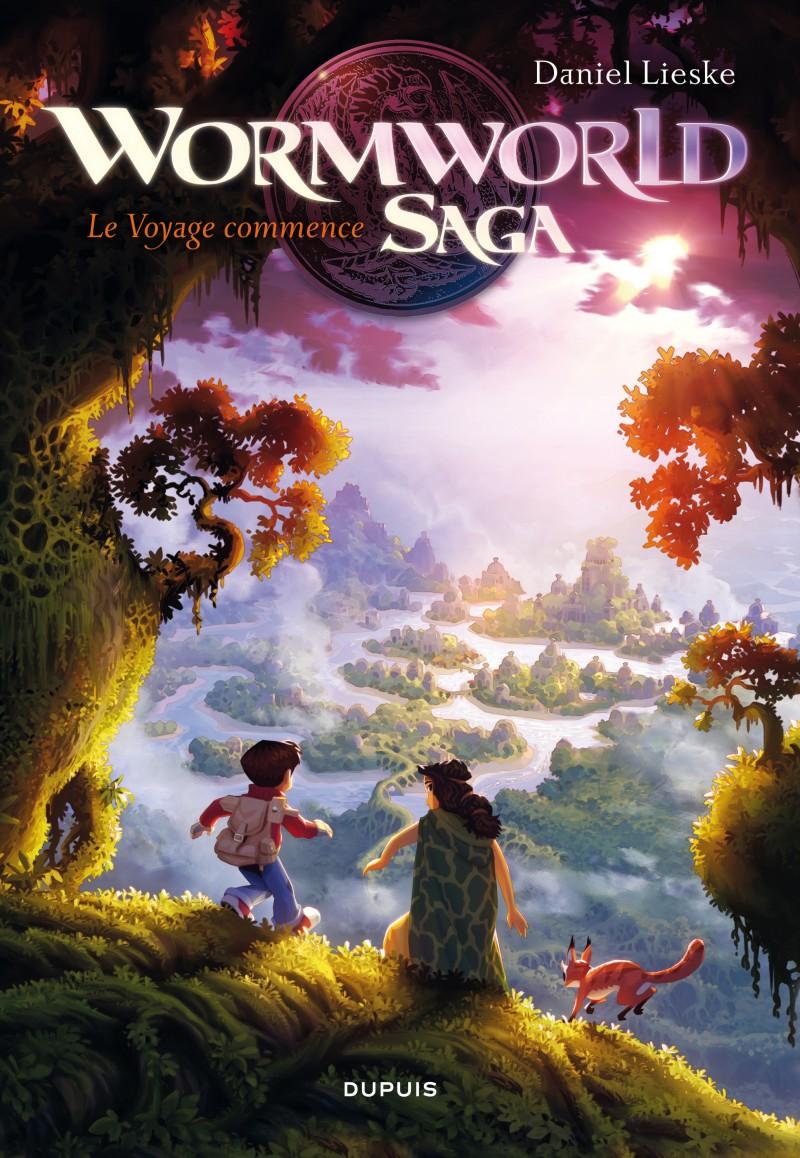 Wormworld Saga - tome 1 - Le voyage commence