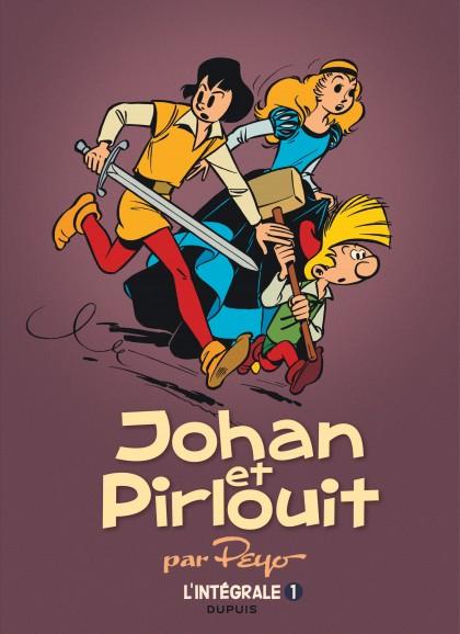Johan et Pirlouit - L'Intégrale - Johan et Pirlouit, L'Intégrale tome 1 (1952-1954)