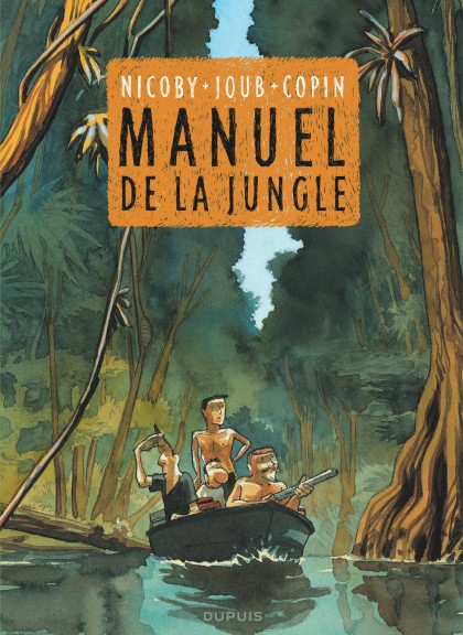 A Guidebook to the Jungle - Le manuel de la Jungle