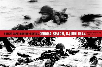 Magnum Photos - Omaha Beach, 6 juin 1944